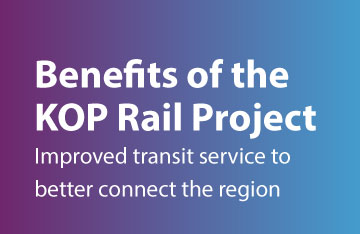 benefits of kop rail project